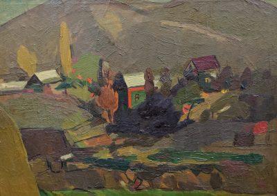 Autumn in Maisian Village